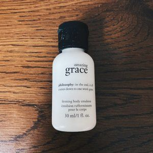 🌟NEW Philosophy Amazing Grace Firming Body Lotion